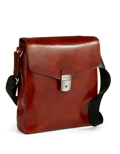 BOSCALeather Carrier Bag