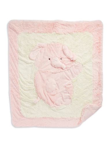 JUST PRETENDFuzzy Elephant Blanket