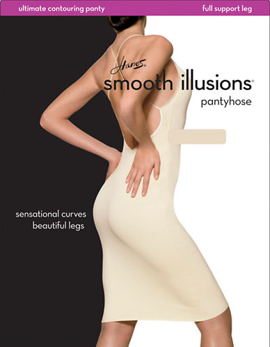 HANESSmooth Illusions Ultimate Contouring Sheer Tights