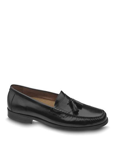 JOHNSTON & MURPHYPannell Tassel Leather Loafers