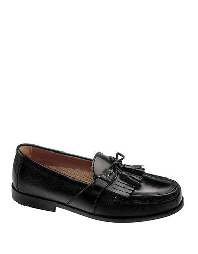 JOHNSTON & MURPHYAragon II Leather Loafers