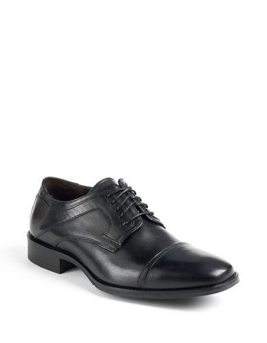 JOHNSTON & MURPHYLarsey Leather Oxfords
