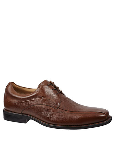 JOHNSTON & MURPHYTilden Leather Oxfords