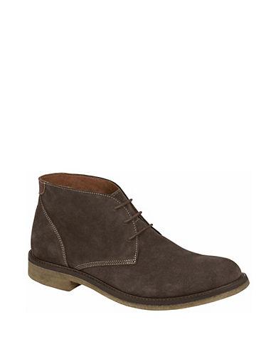 JOHNSTON & MURPHYCopeland Suede Chukka Boots