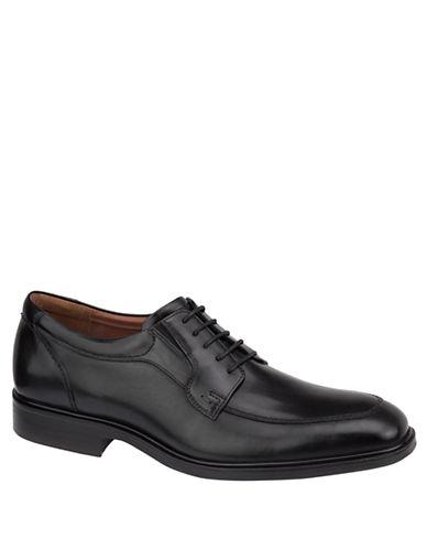 JOHNSTON & MURPHYTillman Leather Waterproof Moc Toe Oxfords