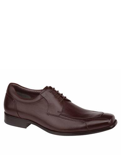 JOHNSTON & MURPHYShaler Leather Oxfords