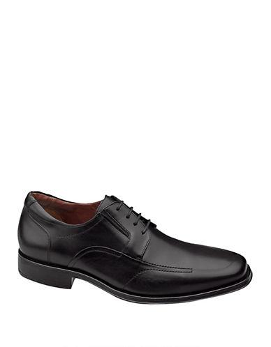 JOHNSTON & MURPHYStricklin Leather Oxfords