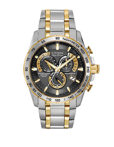CITIZENMens Perpetual Chronograph Watch