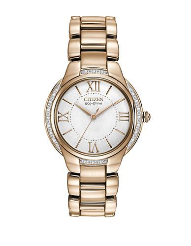 CITIZENLadies Cienna Rose Gold Watch
