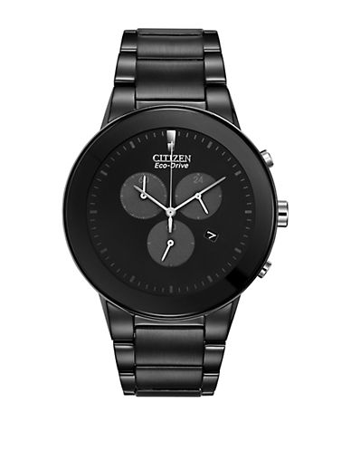 CITIZENMens Eco-Drive Axiom Chronograph Watch