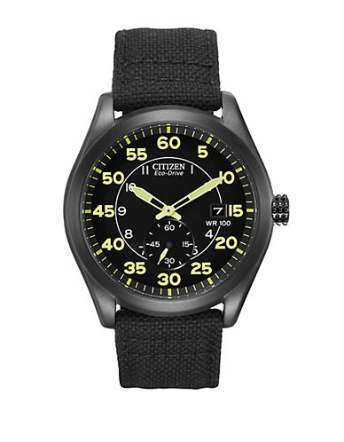 CITIZEN Mens Eco-Drive Date Watch