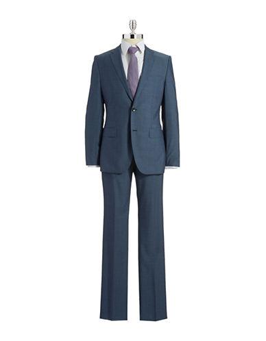 HUGO BOSSPlaid Two Piece Suit