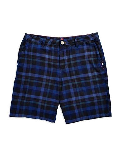 TOMMY BAHAMAPlaid Shorts