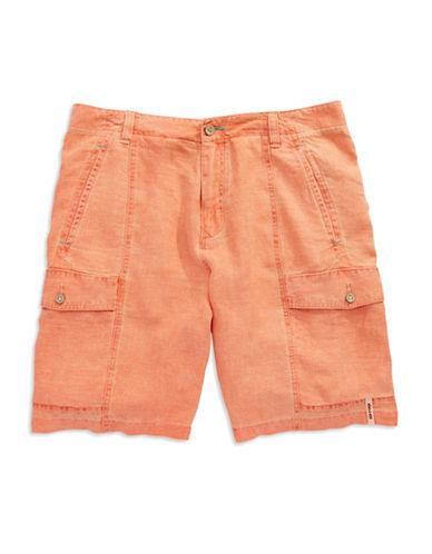 TOMMY BAHAMASummerland Linen Cargo Shorts
