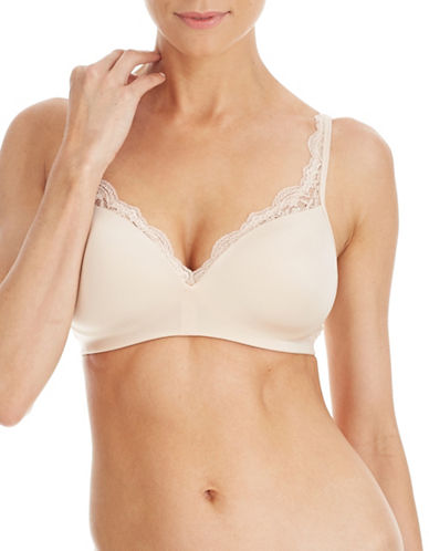 DKNY Signature Lace Wirefree Bra