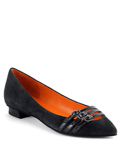 VIA SPIGADylan Pointy Toe Flats