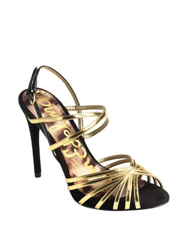 SAM EDELMANHarlette Leather Sandals