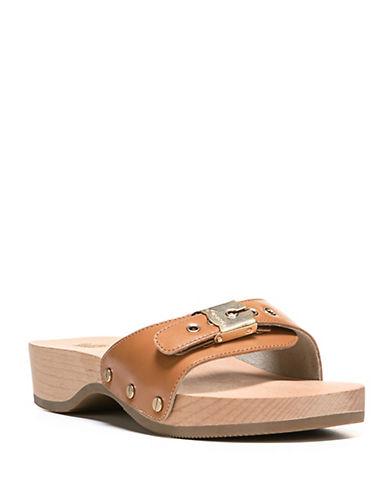 DR. SCHOLLSOriginal Leather Platform Sandals