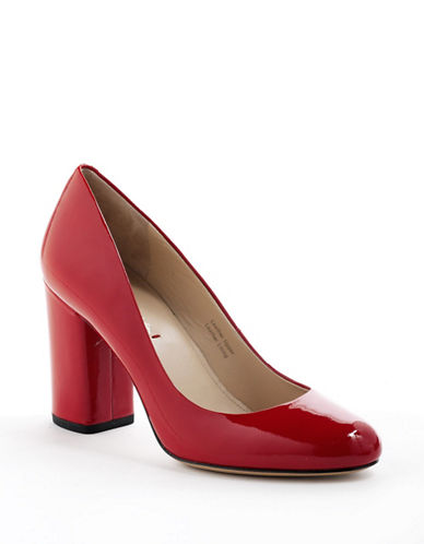 VIA SPIGA Carmen Shoes (Classic Red) - Women's Shoes - 9.5 M