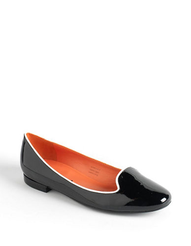VIA SPIGAEdina Patent Leather Smoking Flats