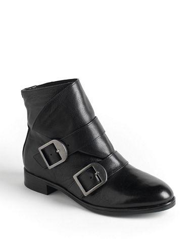 VIA SPIGA Inali Boots (Black) - Women's Boots - 10.0 M