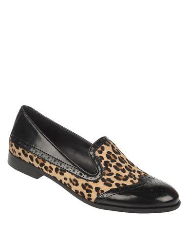 FRANCO SARTOTweed Loafers