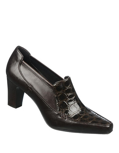 FRANCO SARTO Terry Loafer-Style Heels
