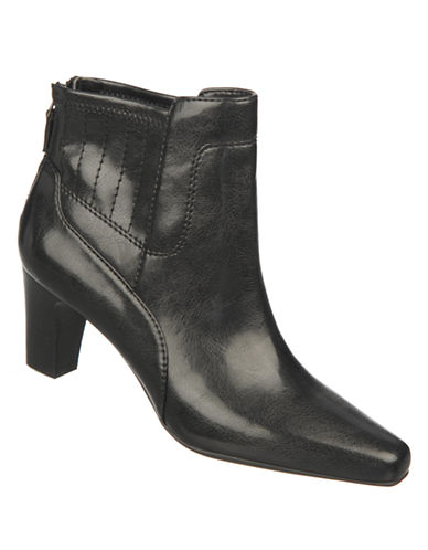 FRANCO SARTOTest Faux Leather Ankle Boots
