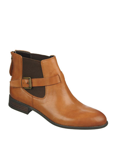 FRANCO SARTO Elgin Short Leather Boots
