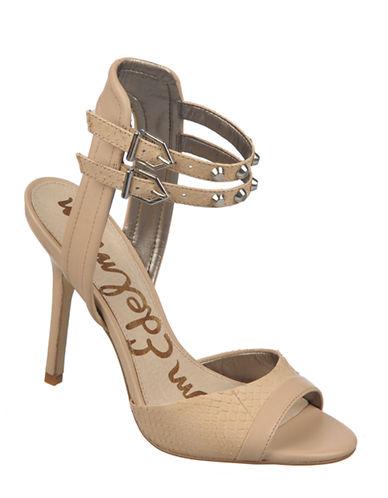 SAM EDELMANAyda Leather Strappy Sandals