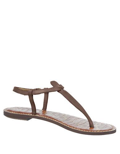 SAM EDELMANGigi Leather Sandals