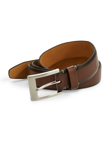 BLACK BROWN 1826 Faux Leather Belt
