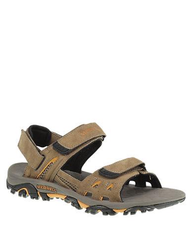 MERRELLMoab Drift Strap Split Leather Sandals