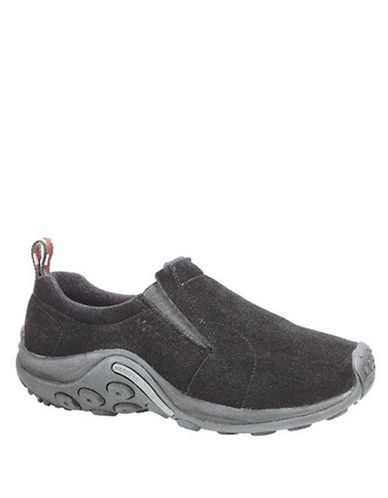 MERRELL Suede Slip-On Shoes