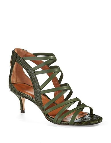 Shop Rachel Roy online and buy Rachel Roy Jayni Caged Sandals shoes online