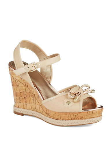 Shop Circa Joan & David online and buy Circa Joan & David Orsola Wedges shoes online