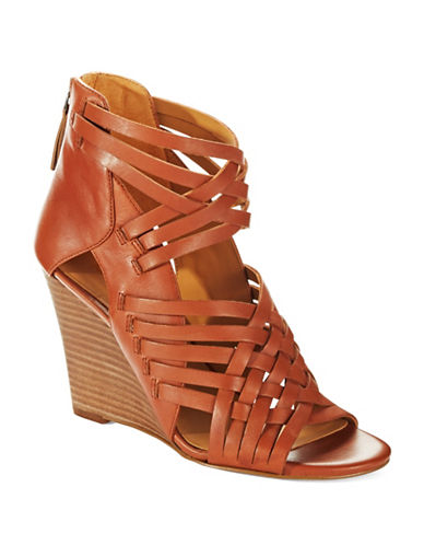 NINE WESTMexicali Peep Toe Sandals
