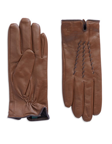 LAUREN RALPH LAURENLeather Gloves