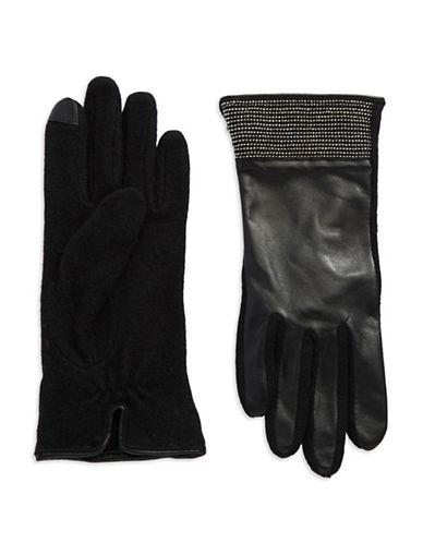 LAUREN RALPH LAURENBeaded Cuff Gloves