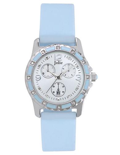JOLIELadies Crystal Chronograph Watch