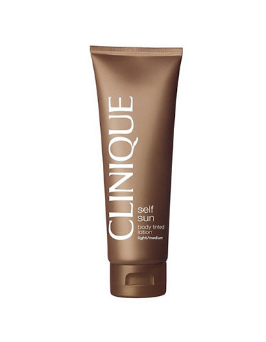 CLINIQUESelf Sun Body Tinted Lotion