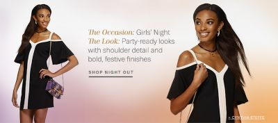 dresses for cocktail party
