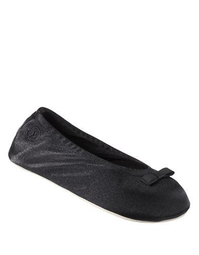 ISOTONERSatin Ballerina Slippers