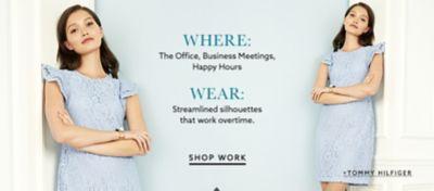 Empire Waist Dresses for Work
