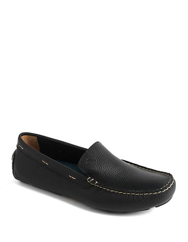 TOMMY BAHAMAPagota Leather Driving Moccasins