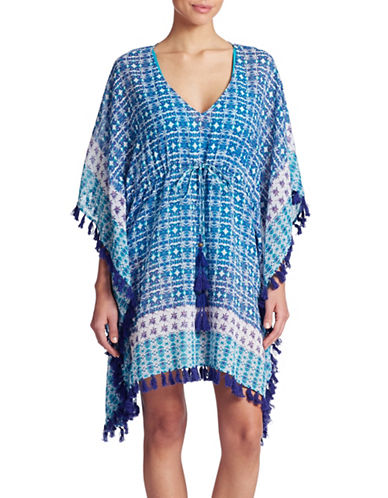 Shop Tommy Bahama online and buy Tommy Bahama Patterned Tunic dress online