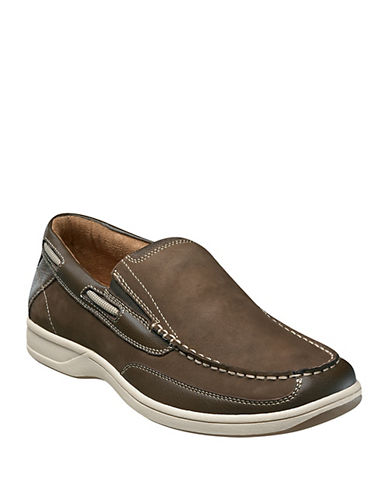 FLORSHEIM Lakeside Leather Boat Shoes