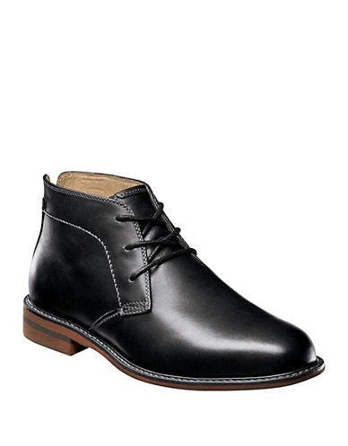FLORSHEIM Doon Leather Chukka Boots