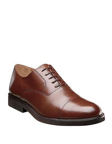 FLORSHEIMGallo Leather Cap-Toe Oxfords