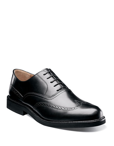 FLORSHEIM Gallo Leather Wingtip Oxfords